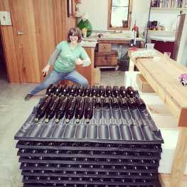 Bottling complete!