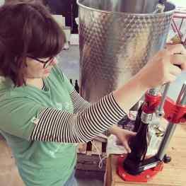 Bottling my Galotz
